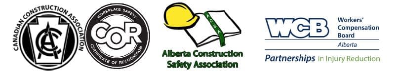 Logos for Associations in the roofing industry