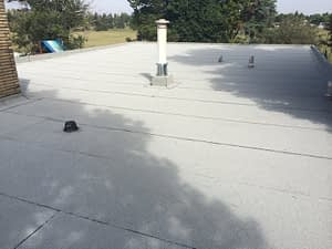 flat roof systems for residential